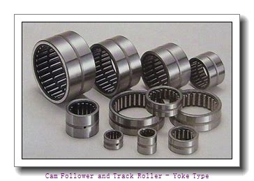 RBC BEARINGS SRF 20 S  Cam Follower and Track Roller - Yoke Type