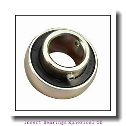 66,675 mm x 125 mm x 68,26 mm  TIMKEN G1210KRRB  Insert Bearings Spherical OD