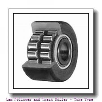 RBC BEARINGS SRF 25 SS  Cam Follower and Track Roller - Yoke Type
