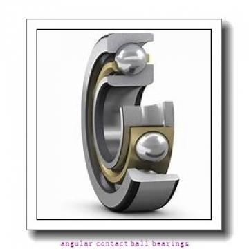 3.346 Inch | 85 Millimeter x 5.906 Inch | 150 Millimeter x 1.937 Inch | 49.2 Millimeter  SKF 5217MG  Angular Contact Ball Bearings