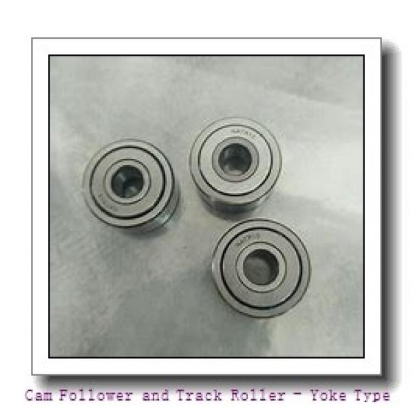 RBC BEARINGS SRF 30 SS  Cam Follower and Track Roller - Yoke Type #1 image