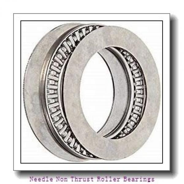 1.125 Inch | 28.575 Millimeter x 1.625 Inch | 41.275 Millimeter x 1.25 Inch | 31.75 Millimeter  MCGILL MR 18 SS PD  Needle Non Thrust Roller Bearings #1 image