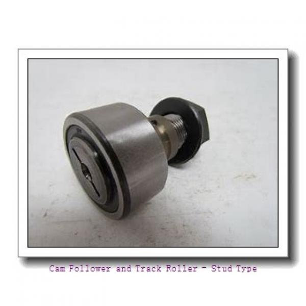 MCGILL MCF 19 X  Cam Follower and Track Roller - Stud Type #1 image