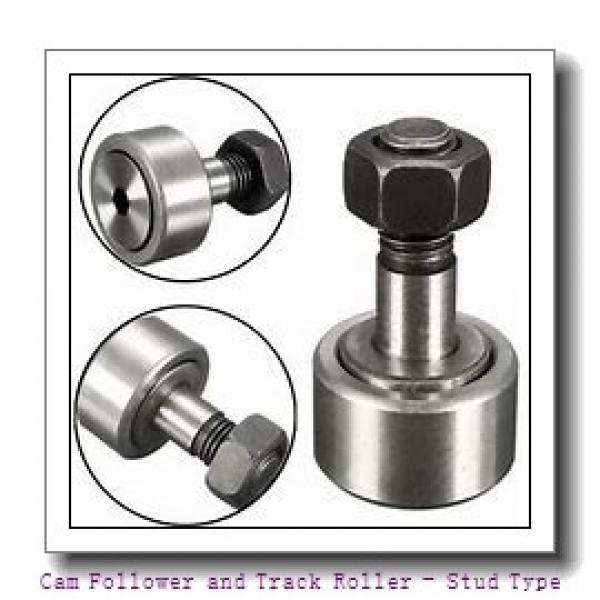 MCGILL MCF 52A SBX  Cam Follower and Track Roller - Stud Type #3 image
