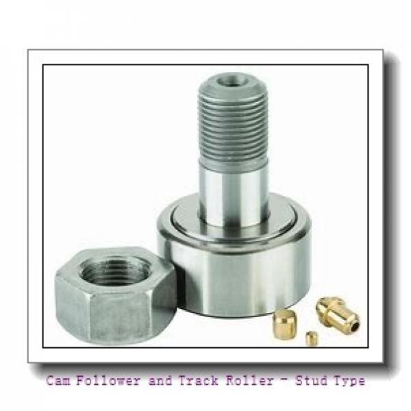 MCGILL FCFE 2 1/2  Cam Follower and Track Roller - Stud Type #1 image