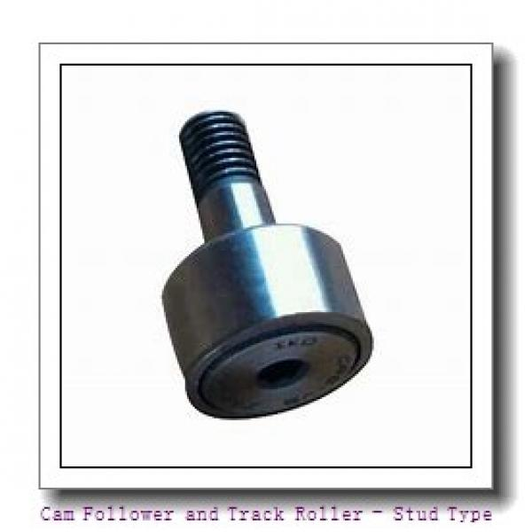 MCGILL FCFE 2 3/4  Cam Follower and Track Roller - Stud Type #3 image